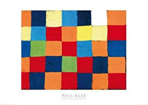 Farbtafel Klee_formes geometriques